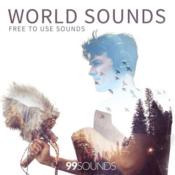 سمپل 99Sounds World Sounds WAV
