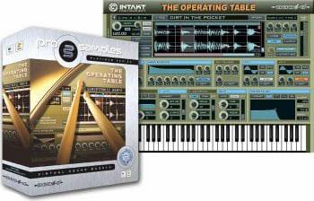 وی اس تی Zero G The Operating Table