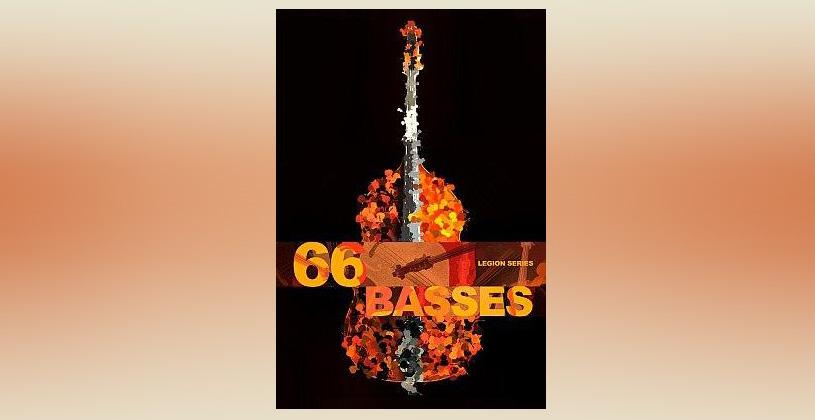 وی اس تی تحت کانتکت 8dio Legion Series 66 Bass Ensemble