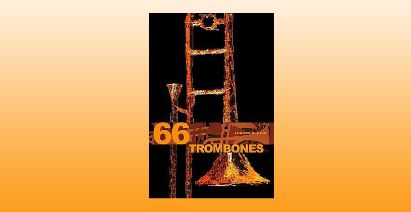 وی اس تی تحت کانتکت 8dio Legion Series 66 Trombone Ensemble
