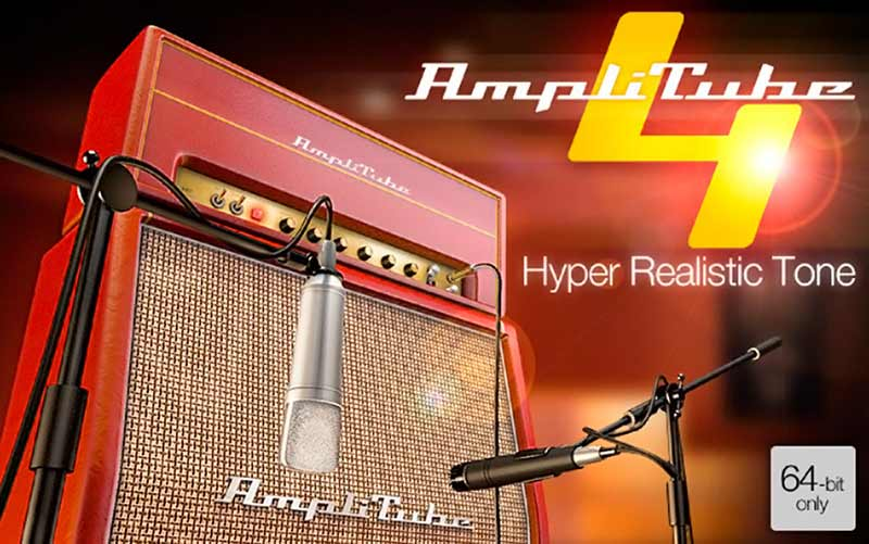 پلاگین AmpliTube