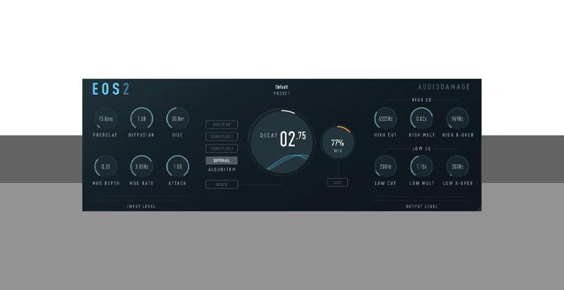 پلاگین Audio Damage AD034 EOS