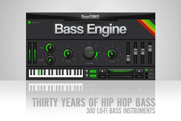 دانلود وی اس تی بیس هیپ هاپ 1.3DopeSONIX Bass Engine