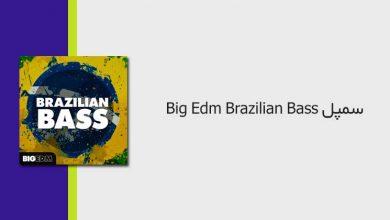 Photo of سمپل Big EDM Brazilian Bass Wav Midi Serum