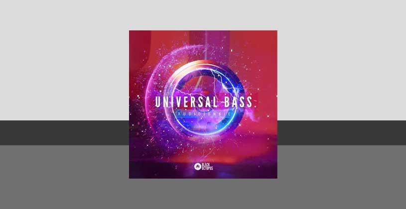 سمپل Black Octopus Sound Universal Bass