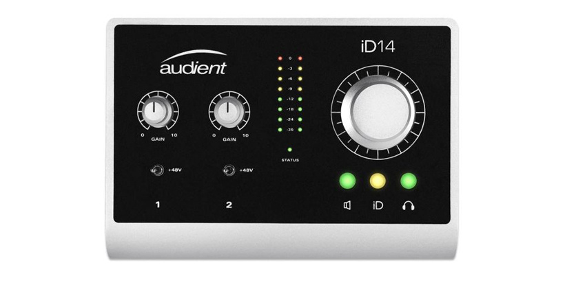 کارت صدای استودیو آدینت مدل ID14