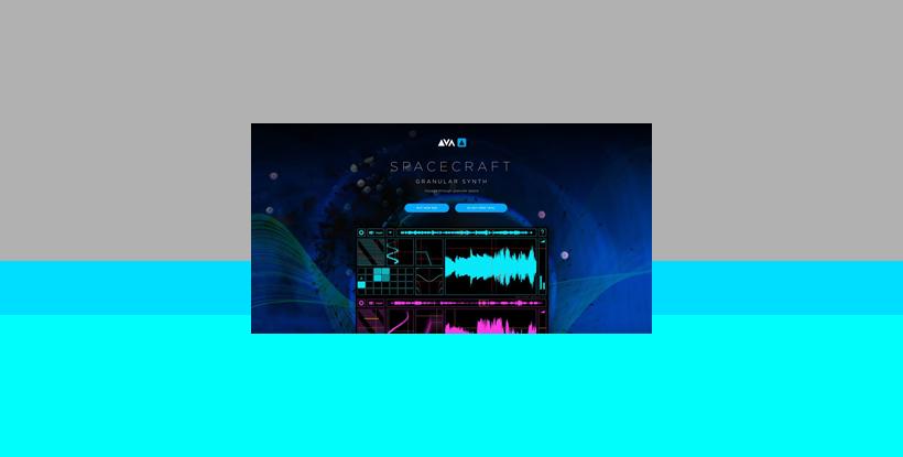 دانلود وی اس تی سینتی سایزر Delta-V Audio SpaceCraft