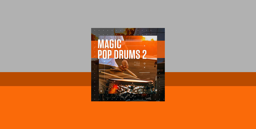 سمپل Diginoiz Magic Pop Drums 2