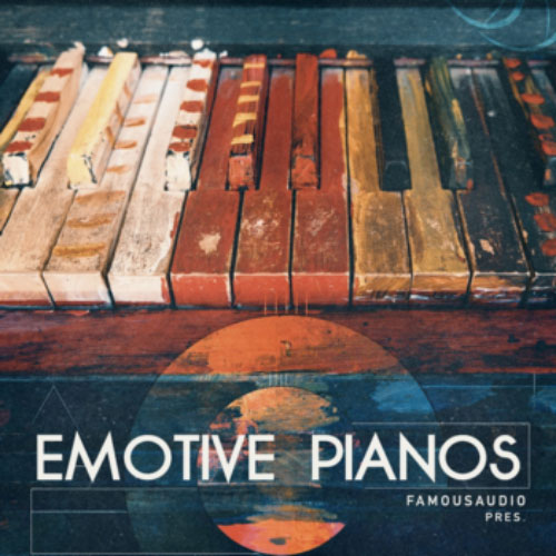 سمپل آهنگسازی Famous Audio Emotive Pianos