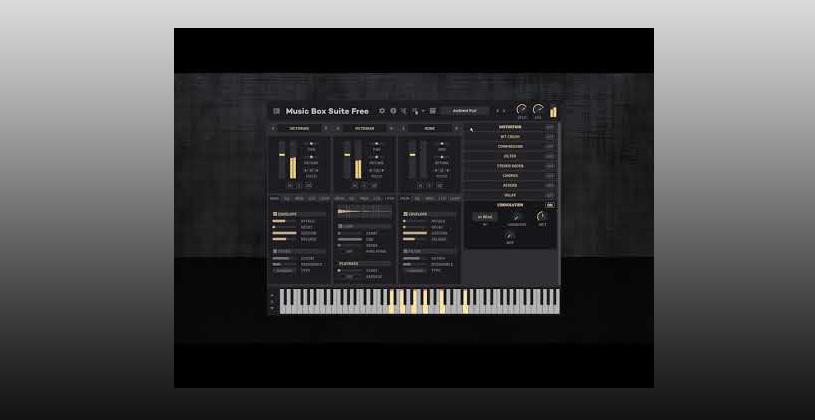 دانلود وی اس تی FrozenPlain Music Box Suite برای مک و ویندوز