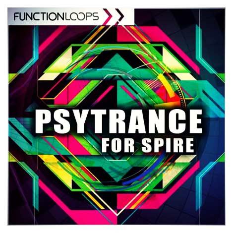دانلود پریست spire برای psy trance