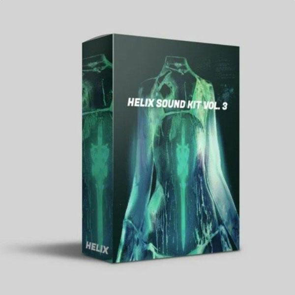دانلود سمپل Hélix Sound Kit برای سروم