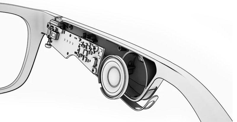 هدفون و عینک بلوتوثی بوز مدل ALTO S-M