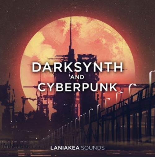 لوپ Laniakea Sounds Darksynth And Cyberpunk