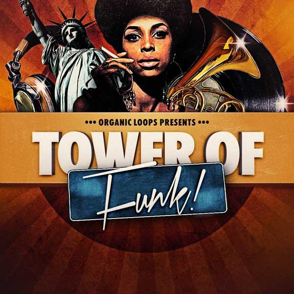 وی اس تی تحت کانتکت Organic Loops Tower Of Funk