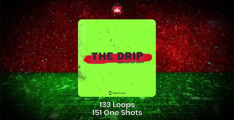 سمپل هیپ هاپ Origin Sound The Drip