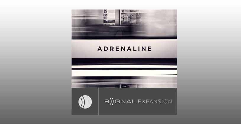 اکسپنشن وی اس تی سیگنال Output Adrenaline v2.01 Signal Expansion