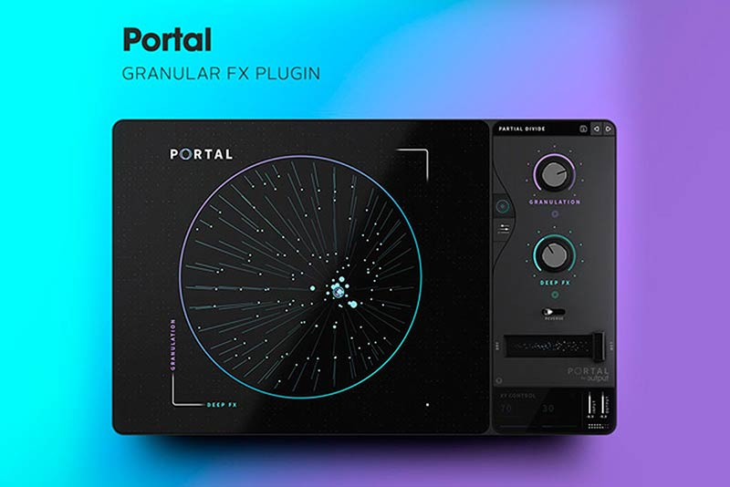 پلاگین output portal