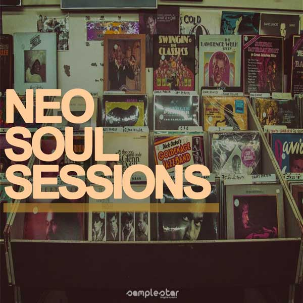 سمپل Samplestar Neo Soul Sessions