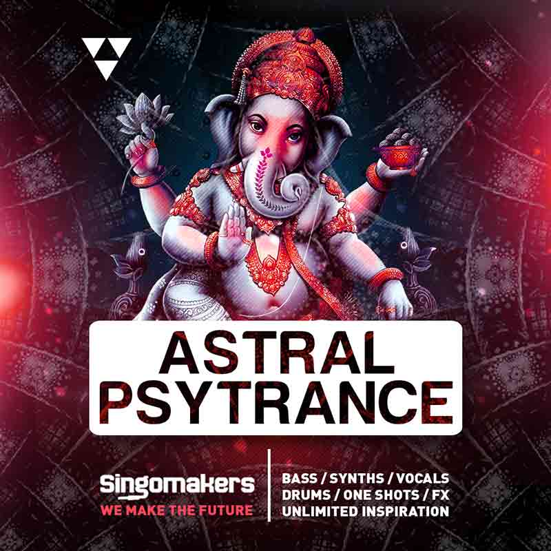 سمپل Singomakers Astral Psytrance