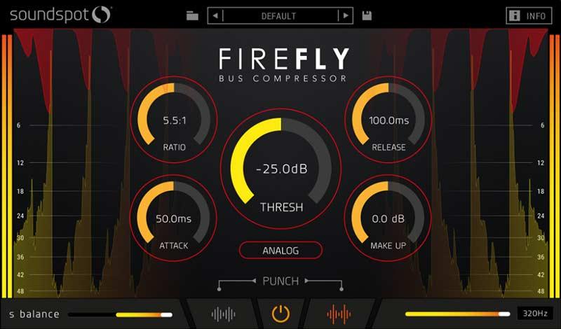 دانلود پلاگین SoundSpot FireFly