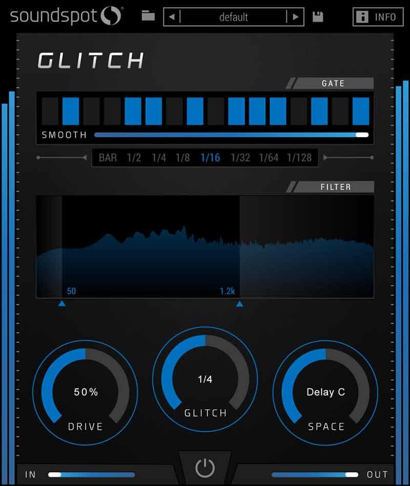 دانلود پلاگین SoundSpot Glitch