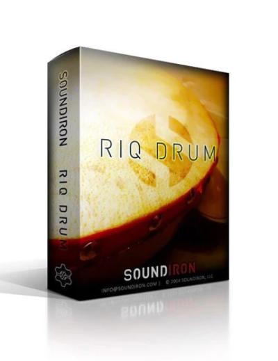 دانلود وی اس تی تحت کانتکت Soundiron – Riq Drum
