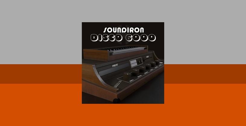 وی اس تی تحت کانتکت Soundiron Disco 6000