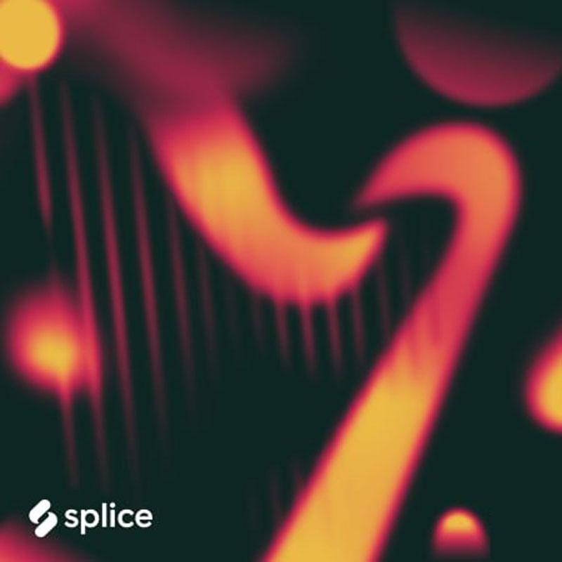 وی اس تی تحت کانتکت Splice Originals Angelic Harp