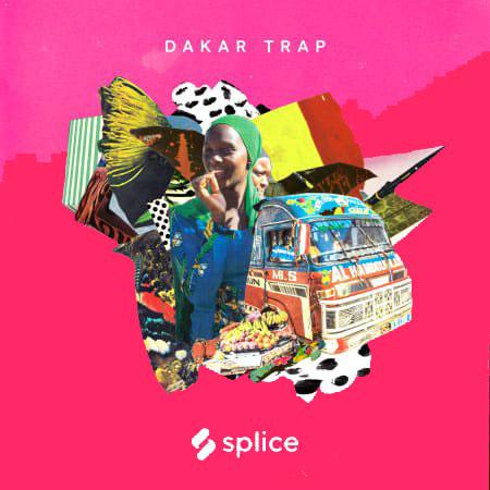 دانلود سمپل Splice Sessions Dakar Trap with ISS814