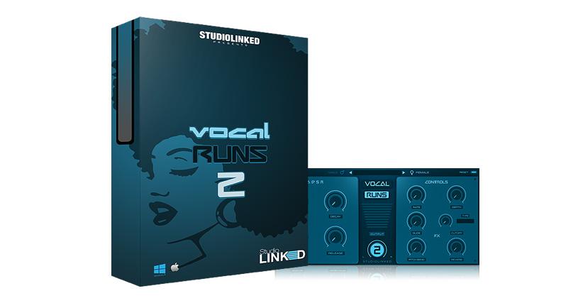 وی اس تی StudioLinked – Vocal Runs
