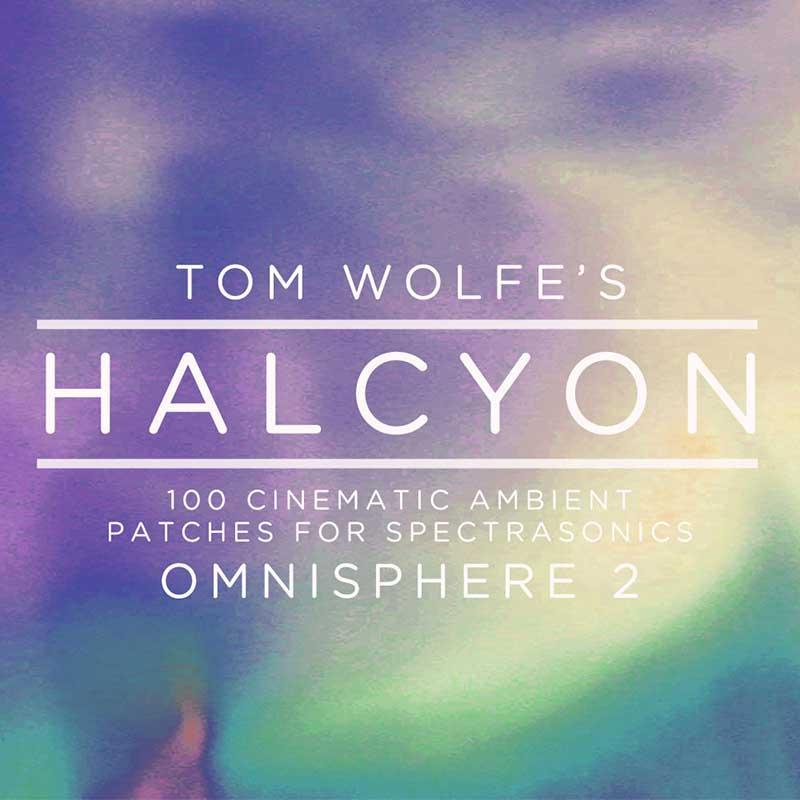 دانلود بانک امنیسفر Tom Wolfe Halcyon