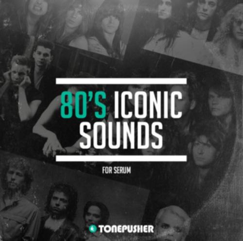 پریست سروم Tonepusher 80s Iconic Sounds For XFER