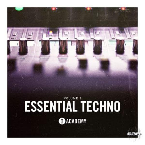 سمپل Toolroom Essential Techno Vol. 2