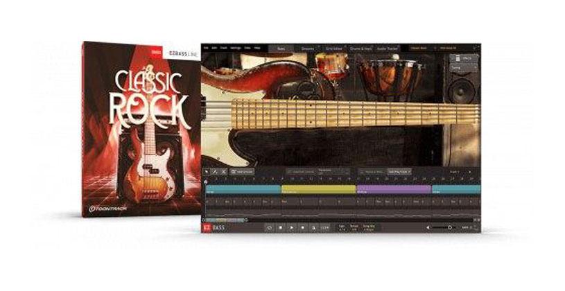 دانلود وی اس تی گیتار Toontrack Classic Rock EBX