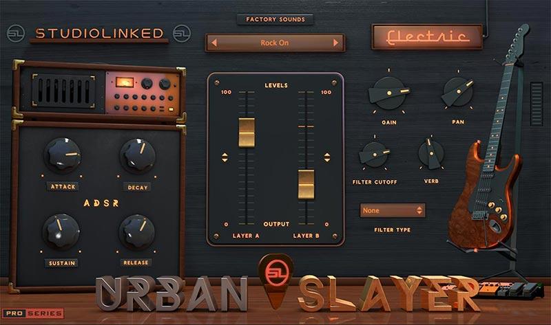 وی اس تی Urban Slayer Electric