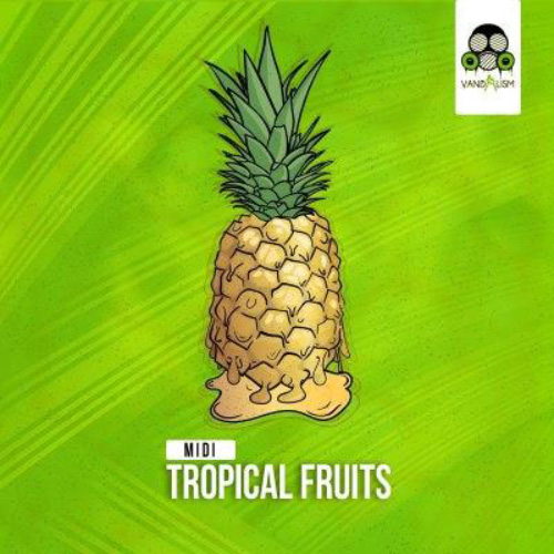دانلود نت Vandalism – MIDI: Tropical Fruits