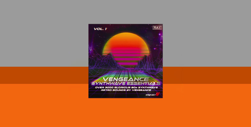 سمپل ونجنس Vengeance Essential Synthwave