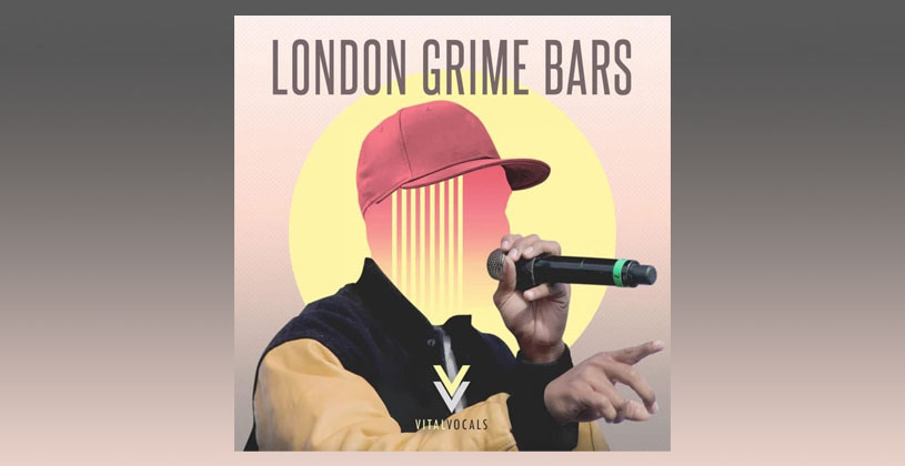 سمپل وکال Vital Vocals London Grime Bars