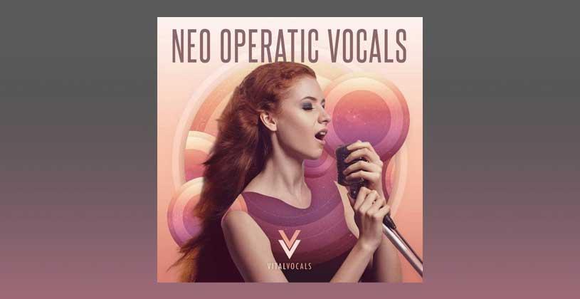 سمپل وکال Vital Vocals Neo Operatic Vocals