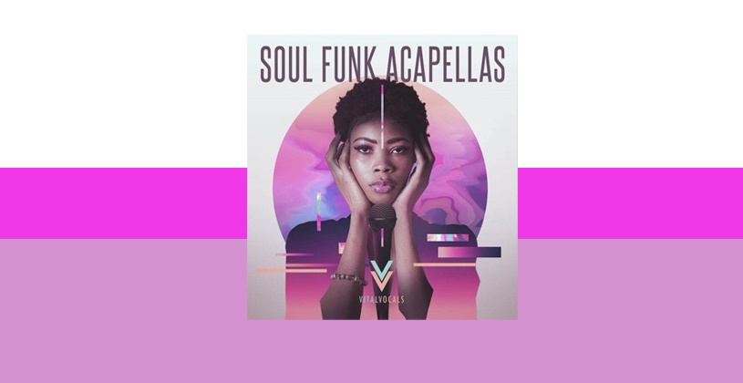 سمپل وکال Vital Vocals Soul Funk Acapellas