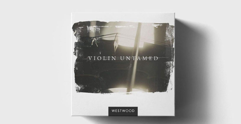 دانلود وی اس تی تحت کانتکت Westwood Instruments Violin Untamed