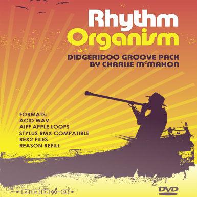لوپ دیجریدو Zero-G Rhythm Organism