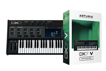 دانلود وی اس تی Arturia DX7 V