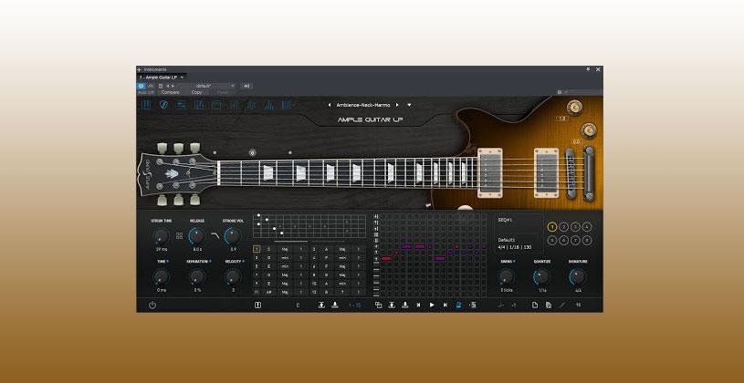 وی اس تی ample guitar tc3-v3-1-0