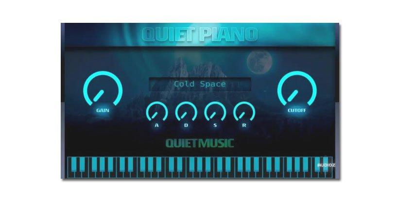 وی اس تی Quiet Music Quiet Piano