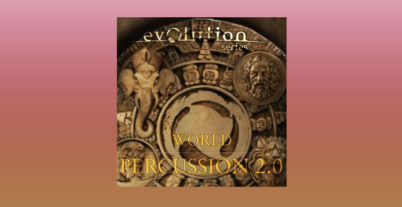 دانلود وی اس تی تحت کانتکت Evolution Series World Percussion