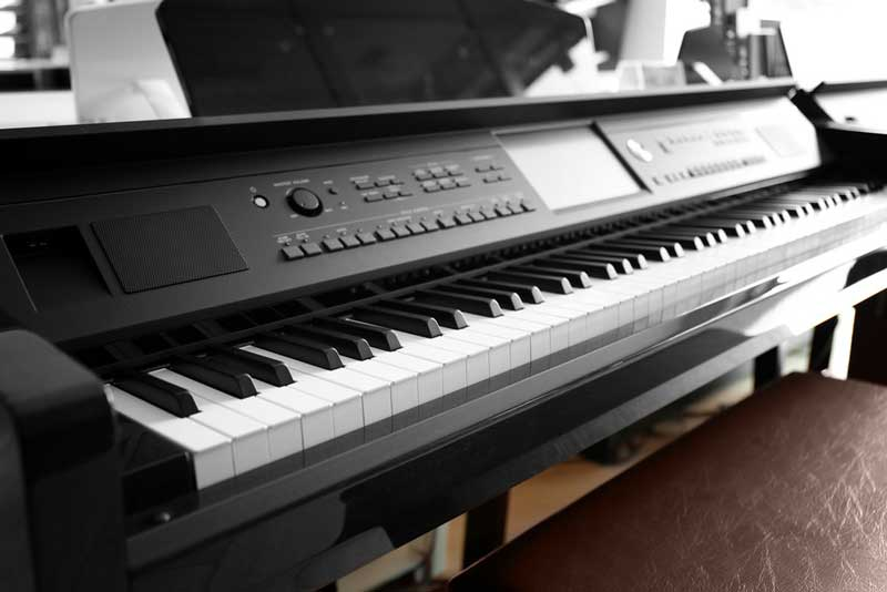 پیانو دیجیتال آرتسیا مدل AG-50