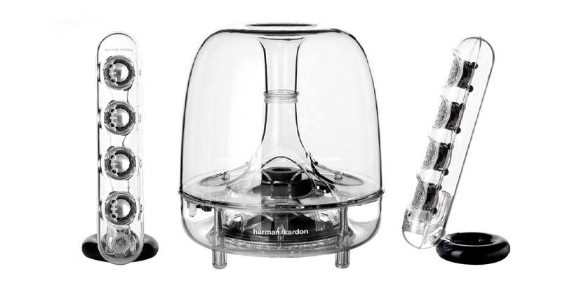 اسپیکر بلوتوثی هارمن کاردن مدل SoundSticks Wireless