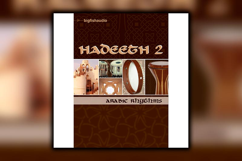 ریتم عربی Big Fish Audio Hadeeth 2